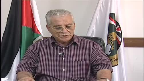 كلمة أ . د . يونس عمرو موجهة الى طلاب جامعة القدس المفتوحة حول العدوان على قطاع غزة
