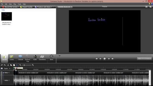 إضافة ترجمة إلى مقطع الفيديو