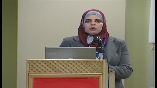 لجلسة الثالثة: التعليم الإلكتروني في جامعة القدس المفتوحة/ دراسة ميدانية