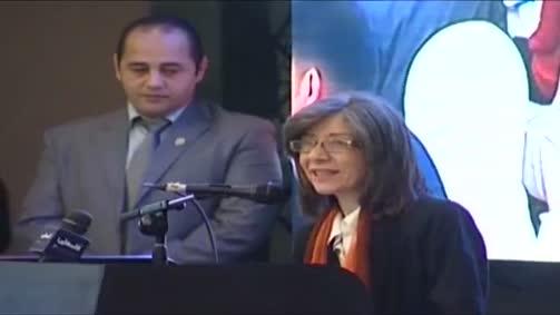 Dr. Nuha Khoury, Dean of Dar al-Kalima University