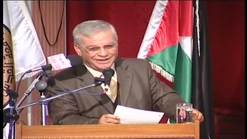 محاضرة بعنوان الجذور التاريخية للتراث الشعبي في الخليل للاستاذ الدكتور يونس عمرو