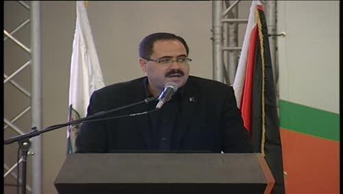 كلمة معالي وزير التربية والتعليم العالي د. صبري صيدم