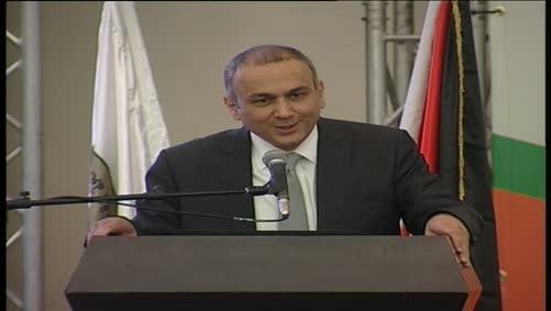 كلمة الرئيس التنفيذي لمجموعة الاتصالات الفلسطينية أ.  عمار العكر