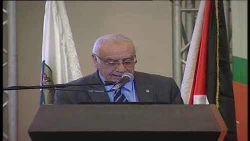 كلمة رئيس مجلس أمناء الجامعة م. عدنان سمارة