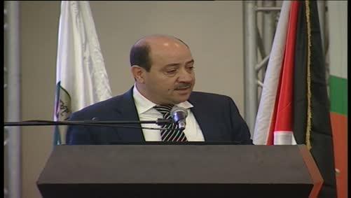 كلمة معالي رئيس ديوان الموظفين العام  أ. موسى أبو زيد