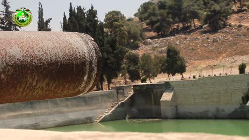 تاريخ القدس / المياه بالعصر الاسلامي في القدس