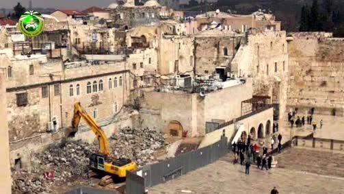 تاريخ القدس/تطور الامتداد العمراني للقدس عبر التاريخ