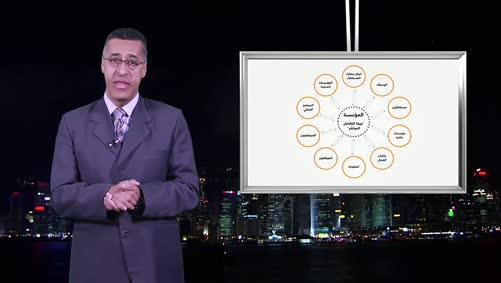 مقرر الإدارة الاستراتيجية-الوحدة الثالثة-التحليل الاستراتيجي-الحلقة الثالثة