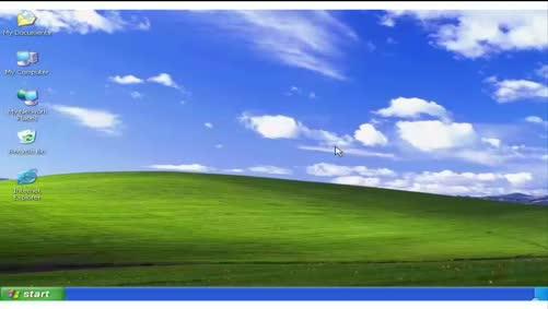 برنامج Excel 2007 - أساسيات البرنامج - فتح البرنامج