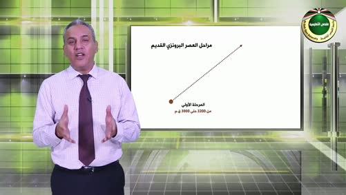 فلسطين والقضية الفلسطينية - العصر البرونزي