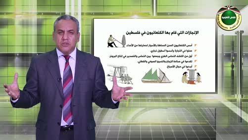 فلسطين والقضية الفلسطينية - الوحدة الأولى - الحلقة الثانية - عصر المماليك