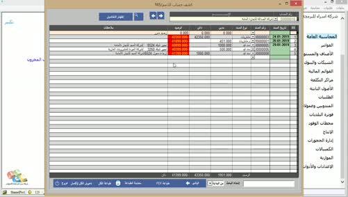الوحدة العاشرة - تقارير الزبائن والموردين  2