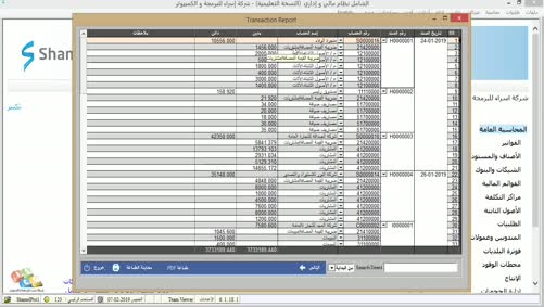 الوحدة العاشرة - تقارير وكشوفات المحاسبة  1