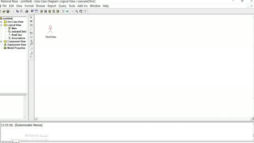 مخطط حالات  الاستخدام UML useCase Diagram