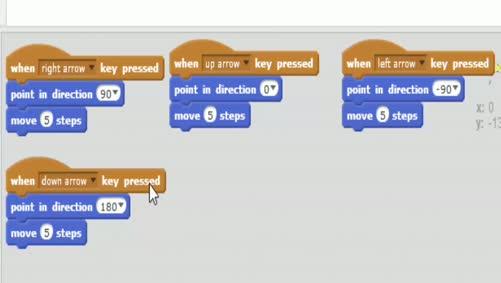 أساسيات الحاسوب والبرمجة - 5285 - المحاضرة السادسة - لعبة الفضاء القسم 3